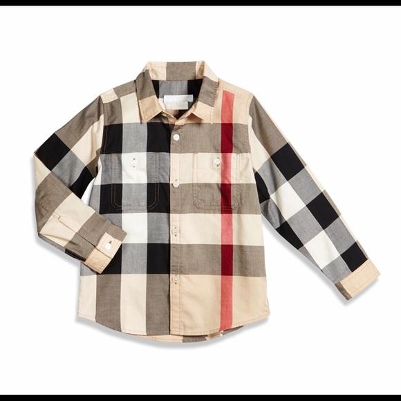 Burberry Other - Boys shirt